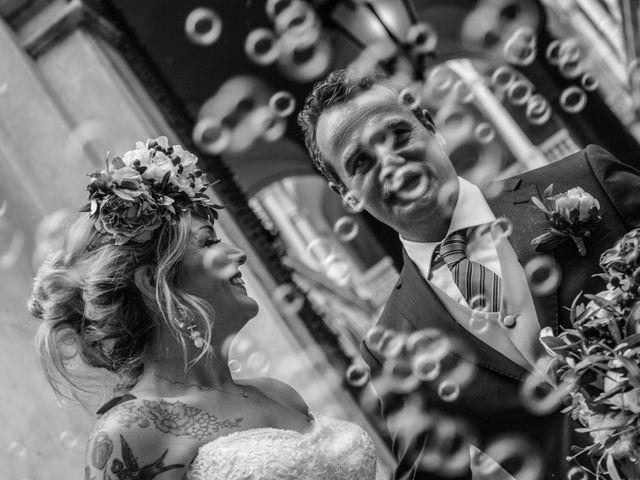 Il matrimonio di Davide e Francesca a Genova, Genova 26