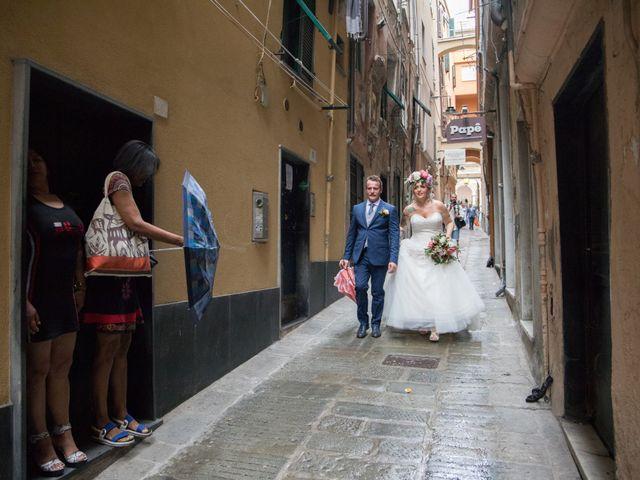 Il matrimonio di Davide e Francesca a Genova, Genova 27