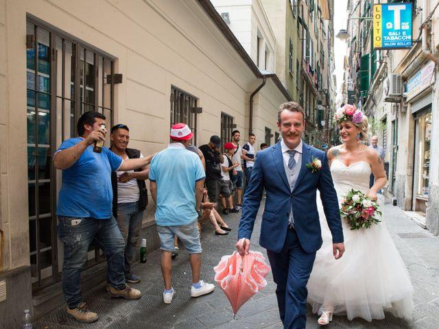 Il matrimonio di Davide e Francesca a Genova, Genova 28