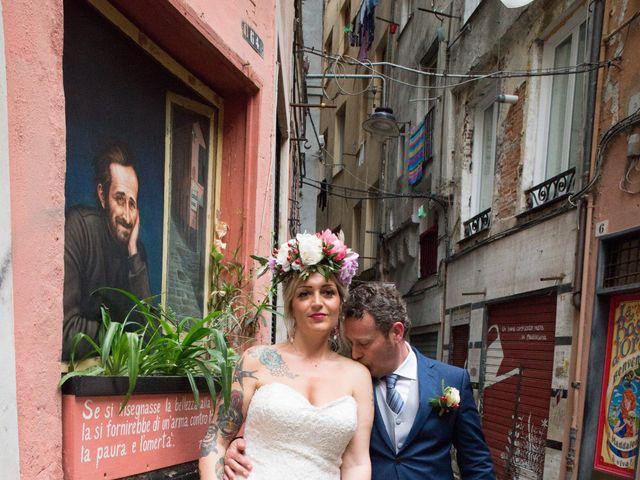 Il matrimonio di Davide e Francesca a Genova, Genova 29
