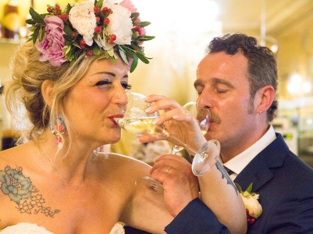 Il matrimonio di Davide e Francesca a Genova, Genova 31