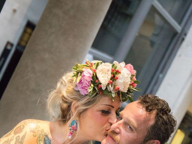 Il matrimonio di Davide e Francesca a Genova, Genova 33
