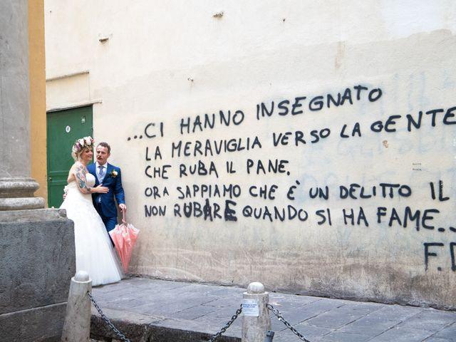 Il matrimonio di Davide e Francesca a Genova, Genova 34