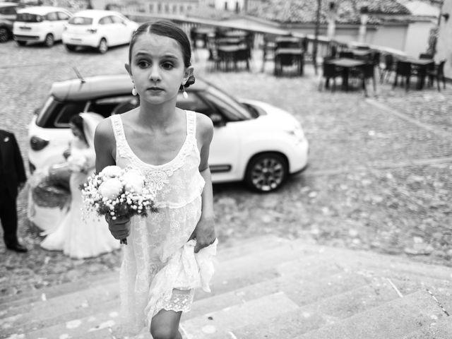 Il matrimonio di Simone e Lucia a Altomonte, Cosenza 6