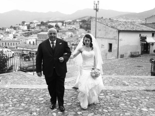 Il matrimonio di Simone e Lucia a Altomonte, Cosenza 7