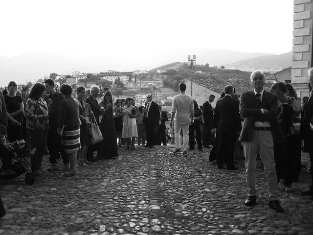 Il matrimonio di Simone e Lucia a Altomonte, Cosenza 17