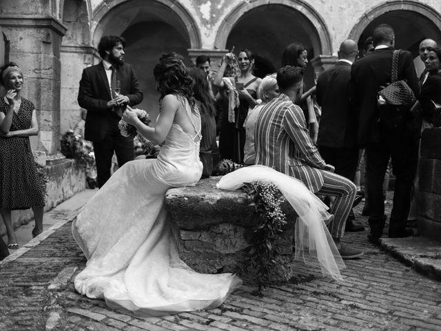 Il matrimonio di Simone e Lucia a Altomonte, Cosenza 21