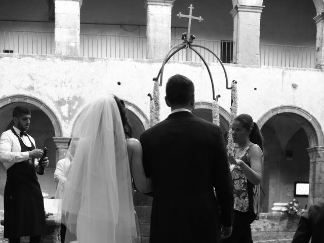 Il matrimonio di Simone e Lucia a Altomonte, Cosenza 22