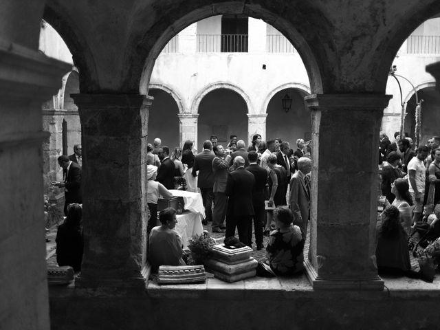 Il matrimonio di Simone e Lucia a Altomonte, Cosenza 25