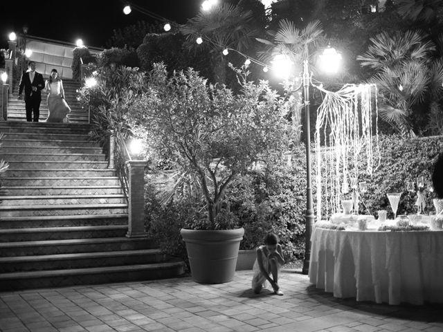 Il matrimonio di Simone e Lucia a Altomonte, Cosenza 43
