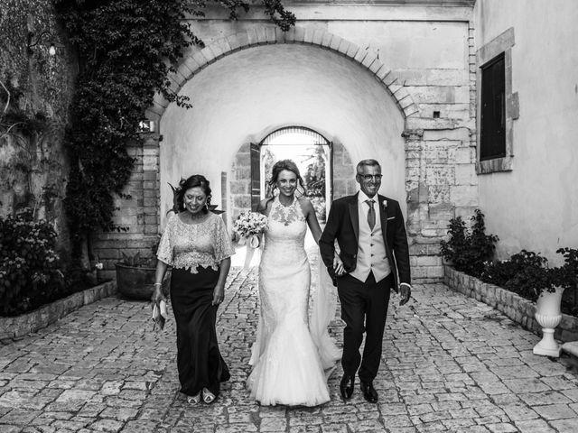 Il matrimonio di Luca e Alessandra a Modica, Ragusa 25