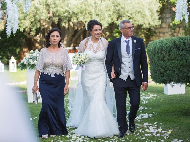 Il matrimonio di Luca e Alessandra a Modica, Ragusa 26