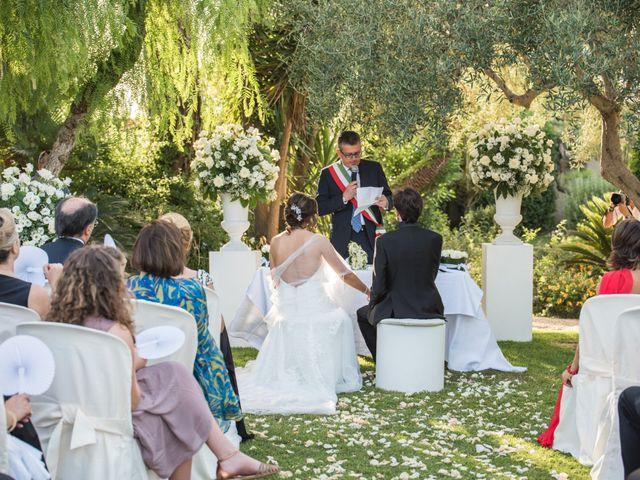 Il matrimonio di Luca e Alessandra a Modica, Ragusa 29