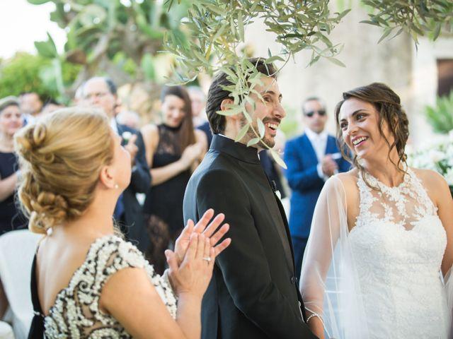 Il matrimonio di Luca e Alessandra a Modica, Ragusa 30