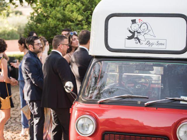 Il matrimonio di Luca e Alessandra a Modica, Ragusa 34