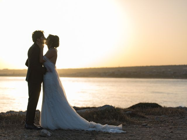 Il matrimonio di Luca e Alessandra a Modica, Ragusa 39