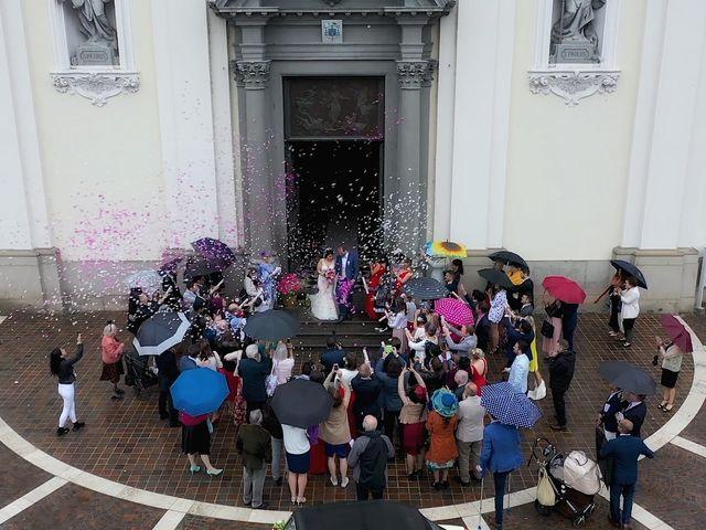 Il matrimonio di David e Kariz a Iseo, Brescia 3