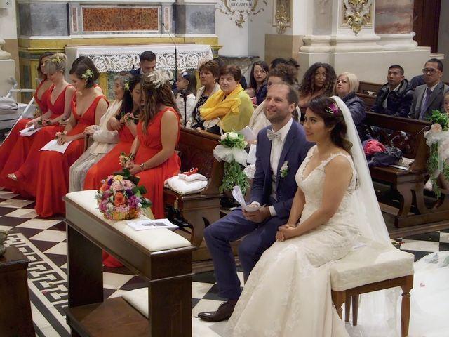 Il matrimonio di David e Kariz a Iseo, Brescia 4