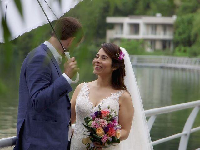 Il matrimonio di David e Kariz a Iseo, Brescia 8