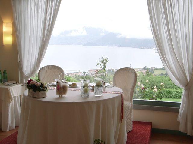 Il matrimonio di David e Kariz a Iseo, Brescia 17
