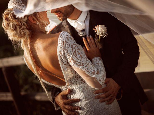 Le nozze di Danny e Silvia