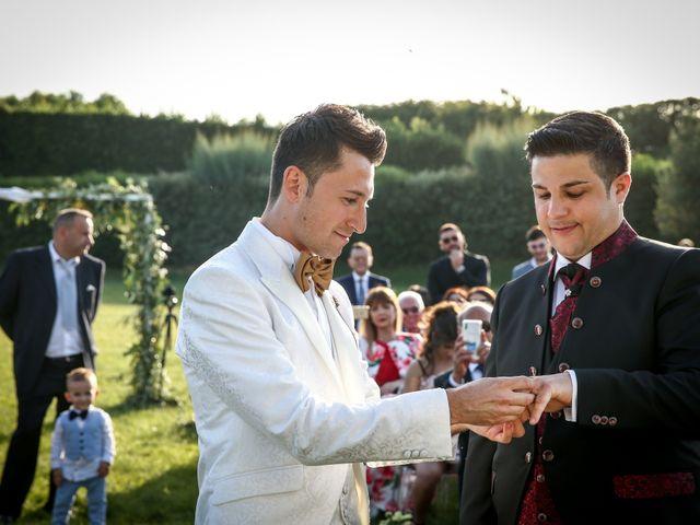 Il matrimonio di Francesco e Angelo a Carovigno, Brindisi 16