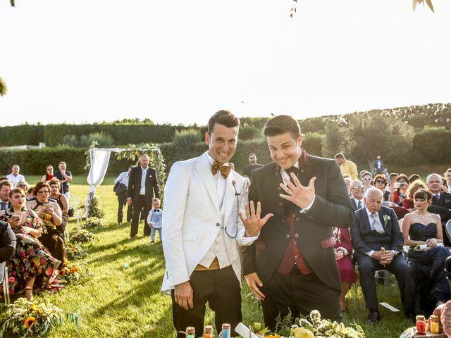 Il matrimonio di Francesco e Angelo a Carovigno, Brindisi 17