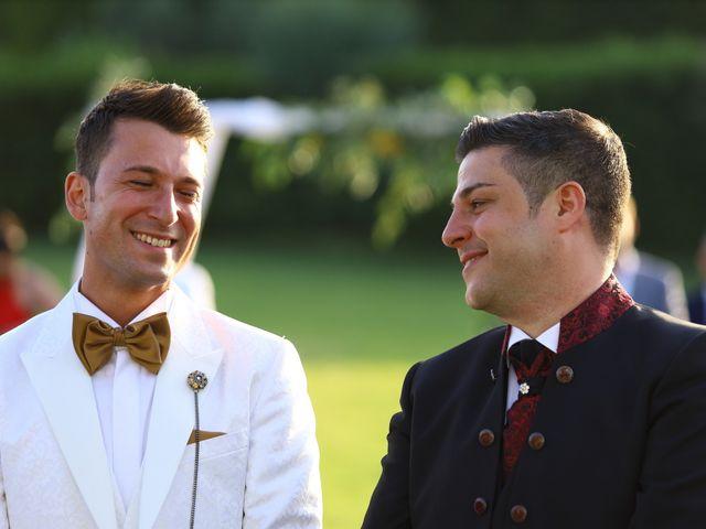 Il matrimonio di Francesco e Angelo a Carovigno, Brindisi 22