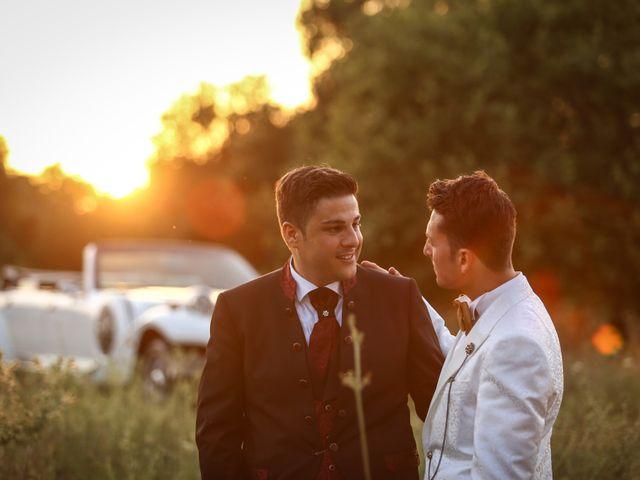 Il matrimonio di Francesco e Angelo a Carovigno, Brindisi 25