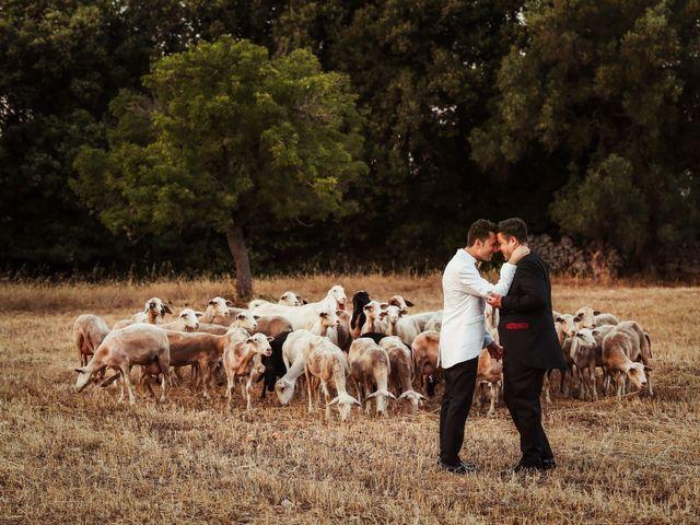 Il matrimonio di Francesco e Angelo a Carovigno, Brindisi 26
