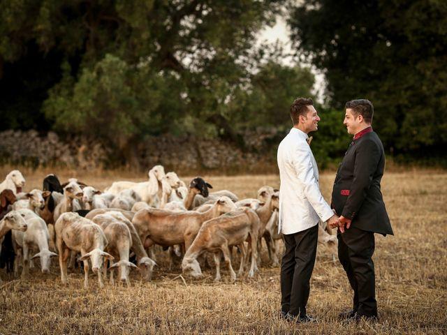 Il matrimonio di Francesco e Angelo a Carovigno, Brindisi 31