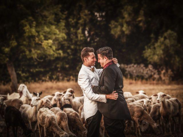 Le nozze di Angelo e Francesco