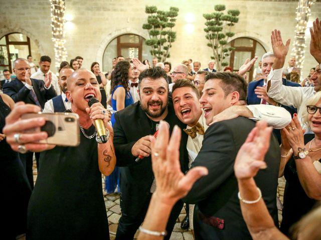 Il matrimonio di Francesco e Angelo a Carovigno, Brindisi 37