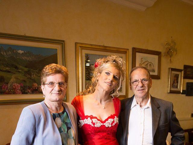 Il matrimonio di Mirco e Astrid a Brescia, Brescia 23