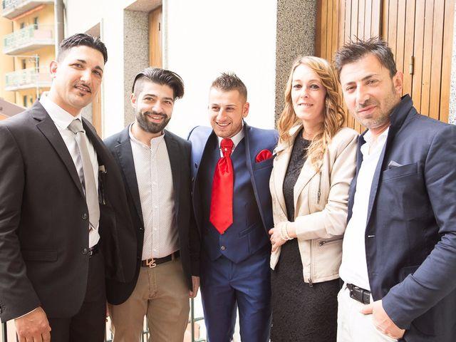 Il matrimonio di Mirco e Astrid a Brescia, Brescia 27