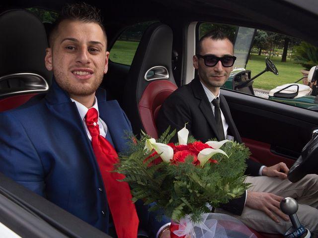 Il matrimonio di Mirco e Astrid a Brescia, Brescia 32