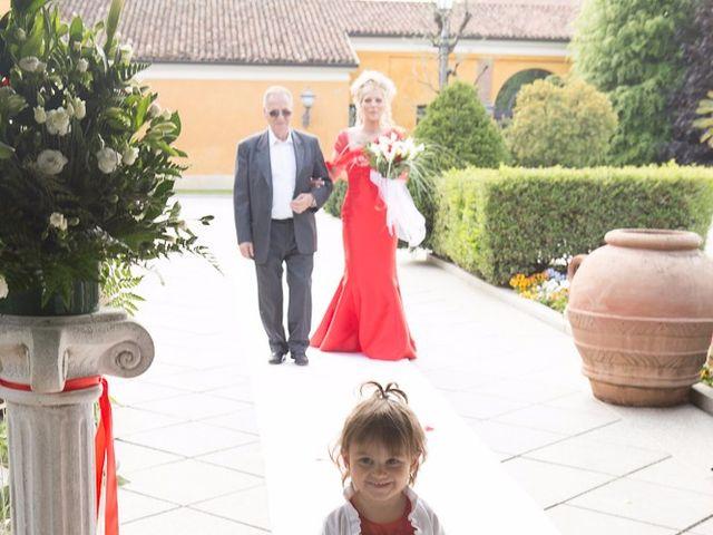 Il matrimonio di Mirco e Astrid a Brescia, Brescia 38