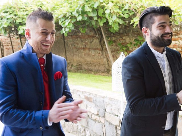 Il matrimonio di Mirco e Astrid a Brescia, Brescia 39