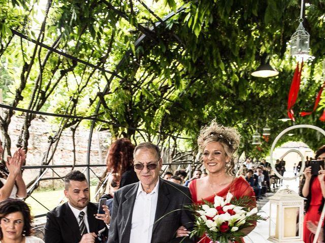 Il matrimonio di Mirco e Astrid a Brescia, Brescia 41
