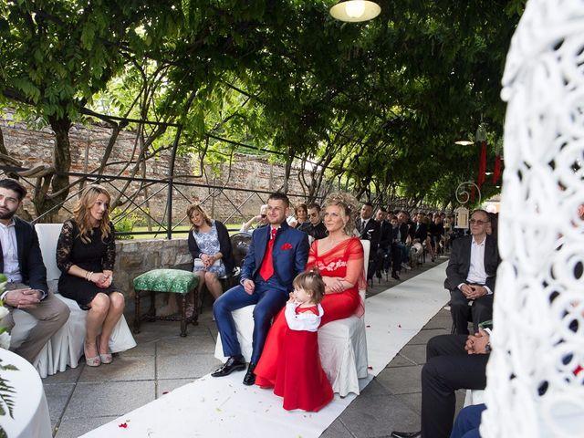 Il matrimonio di Mirco e Astrid a Brescia, Brescia 43