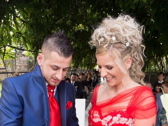 Il matrimonio di Mirco e Astrid a Brescia, Brescia 45