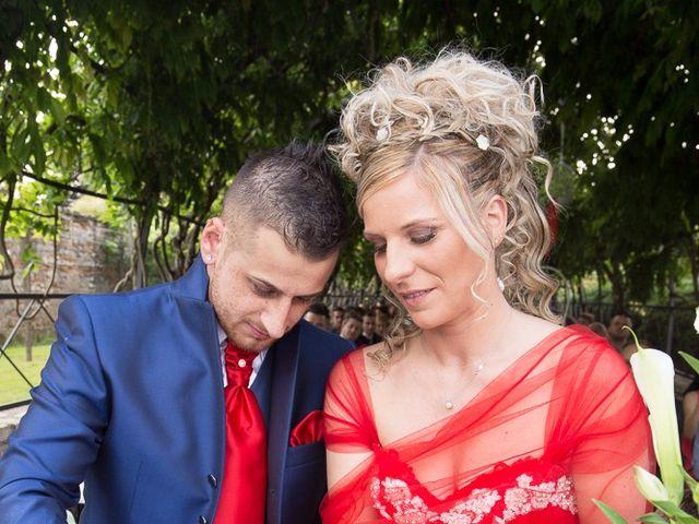 Il matrimonio di Mirco e Astrid a Brescia, Brescia 47