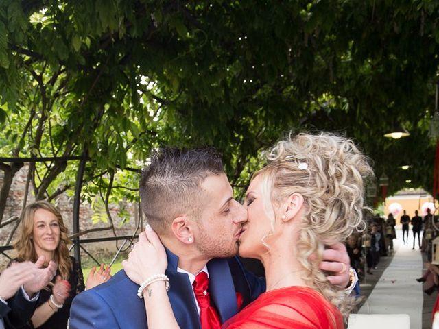 Il matrimonio di Mirco e Astrid a Brescia, Brescia 48