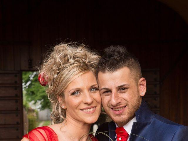 Il matrimonio di Mirco e Astrid a Brescia, Brescia 53