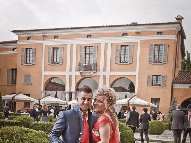 Il matrimonio di Mirco e Astrid a Brescia, Brescia 54
