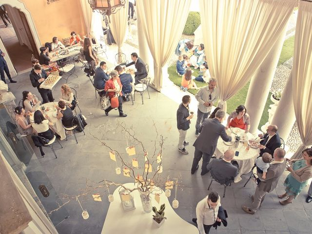 Il matrimonio di Mirco e Astrid a Brescia, Brescia 57