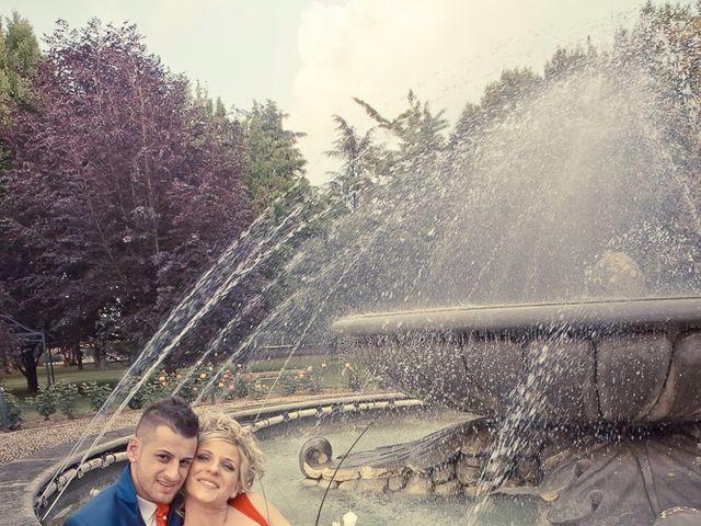 Il matrimonio di Mirco e Astrid a Brescia, Brescia 61