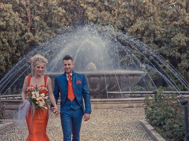 Il matrimonio di Mirco e Astrid a Brescia, Brescia 64