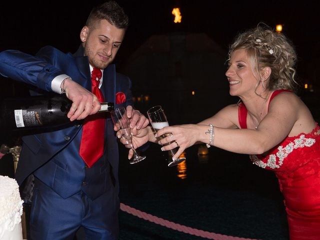 Il matrimonio di Mirco e Astrid a Brescia, Brescia 74