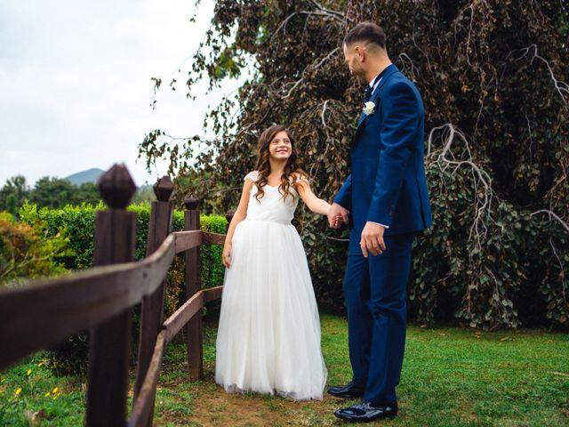 Il matrimonio di Fedele e Manuela a Trevignano Romano, Roma 9
